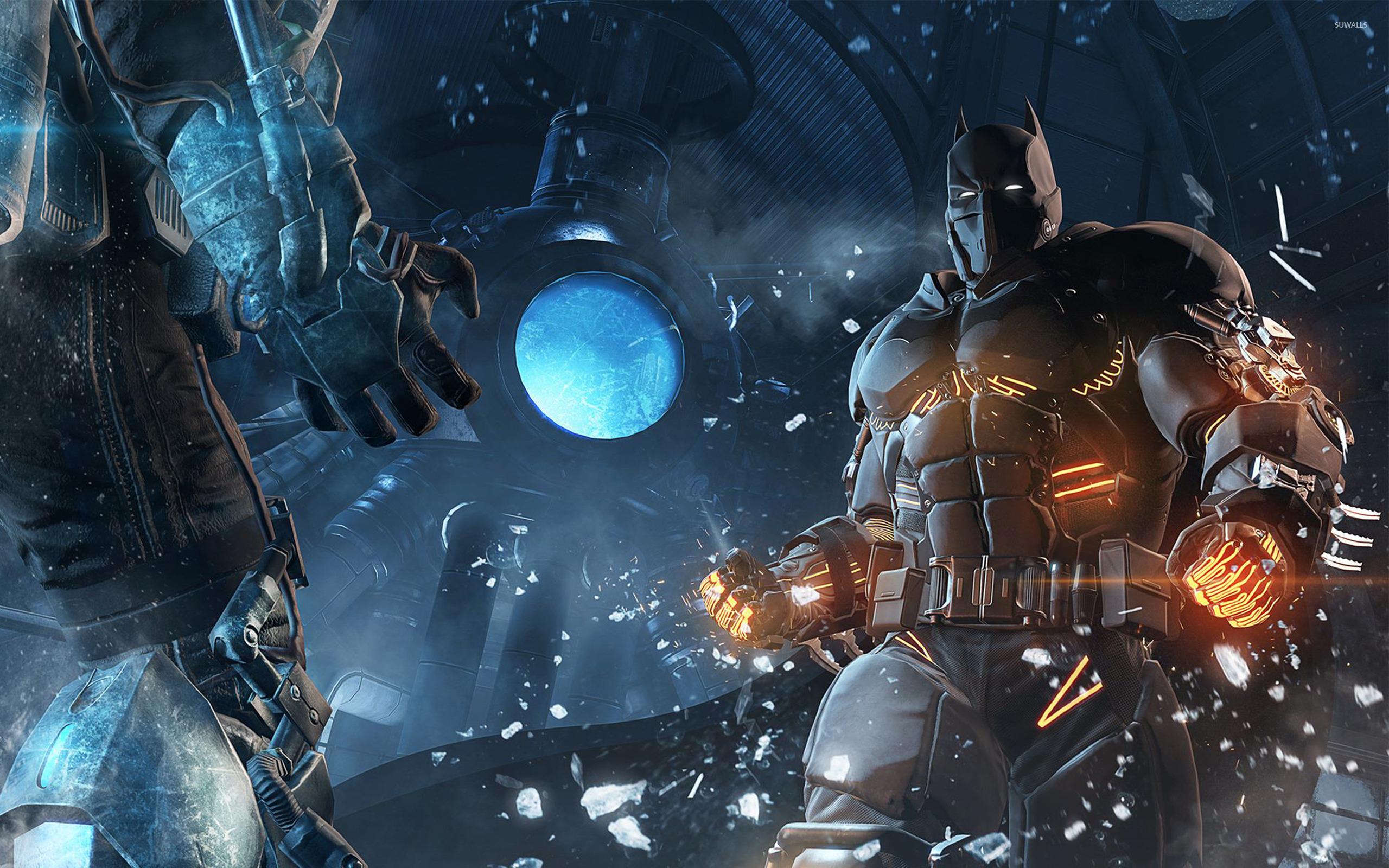 Batman Arkham Origins Wallpaper: Batman Arkham Origins Wallpapers