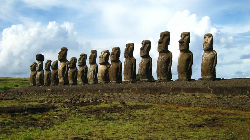 Easter Islandmoai easter island moai 3072x1728 wallpaper Easter 800x450