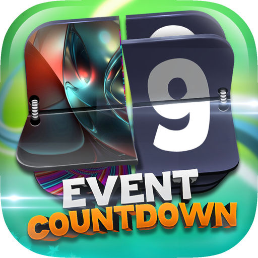 Event Countdown Fashion Wallpaper   Abstract Art Pro By 512x512