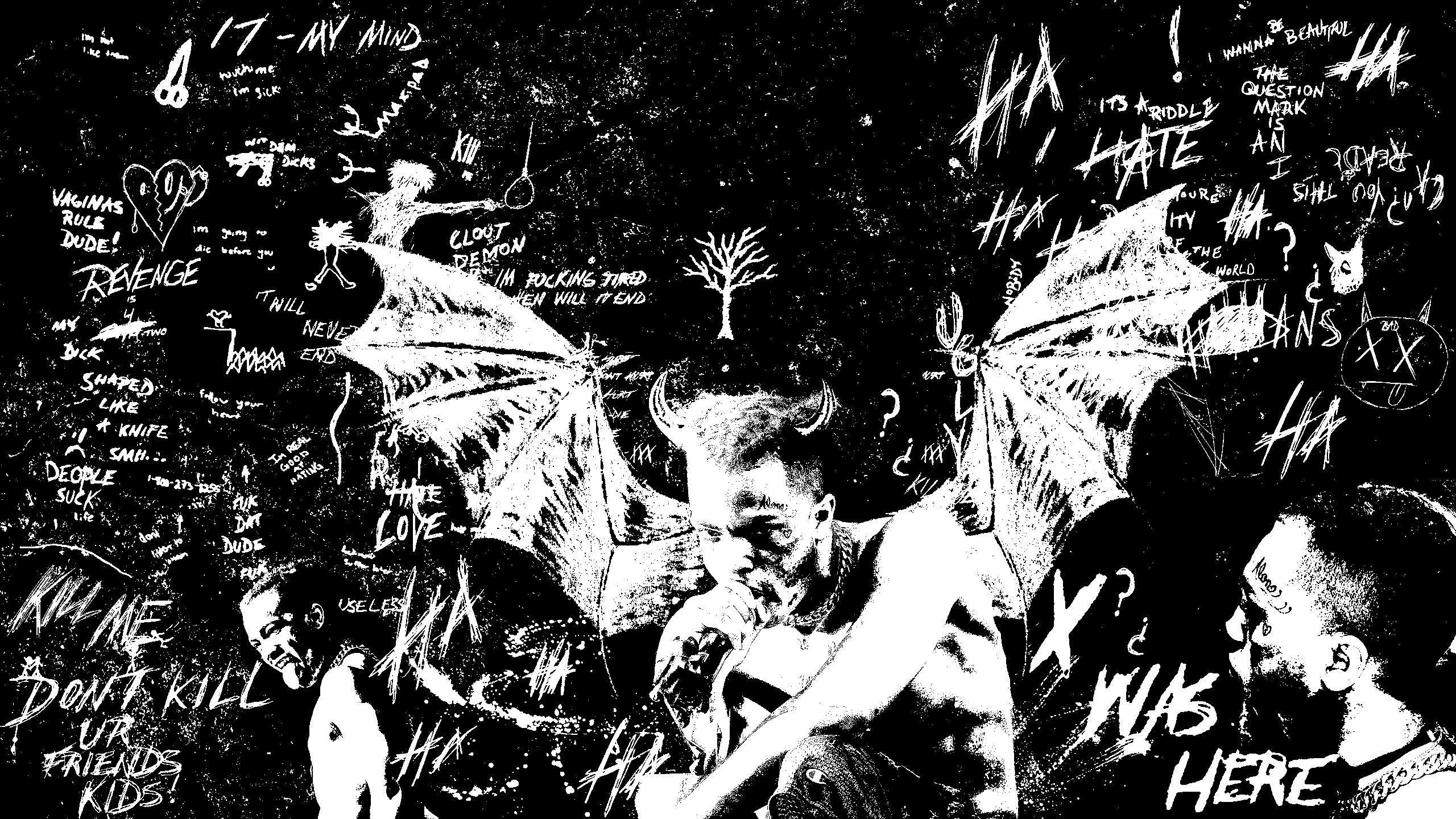XXXTentacion Wallpapers   Top XXXTentacion Backgrounds 2560x1440