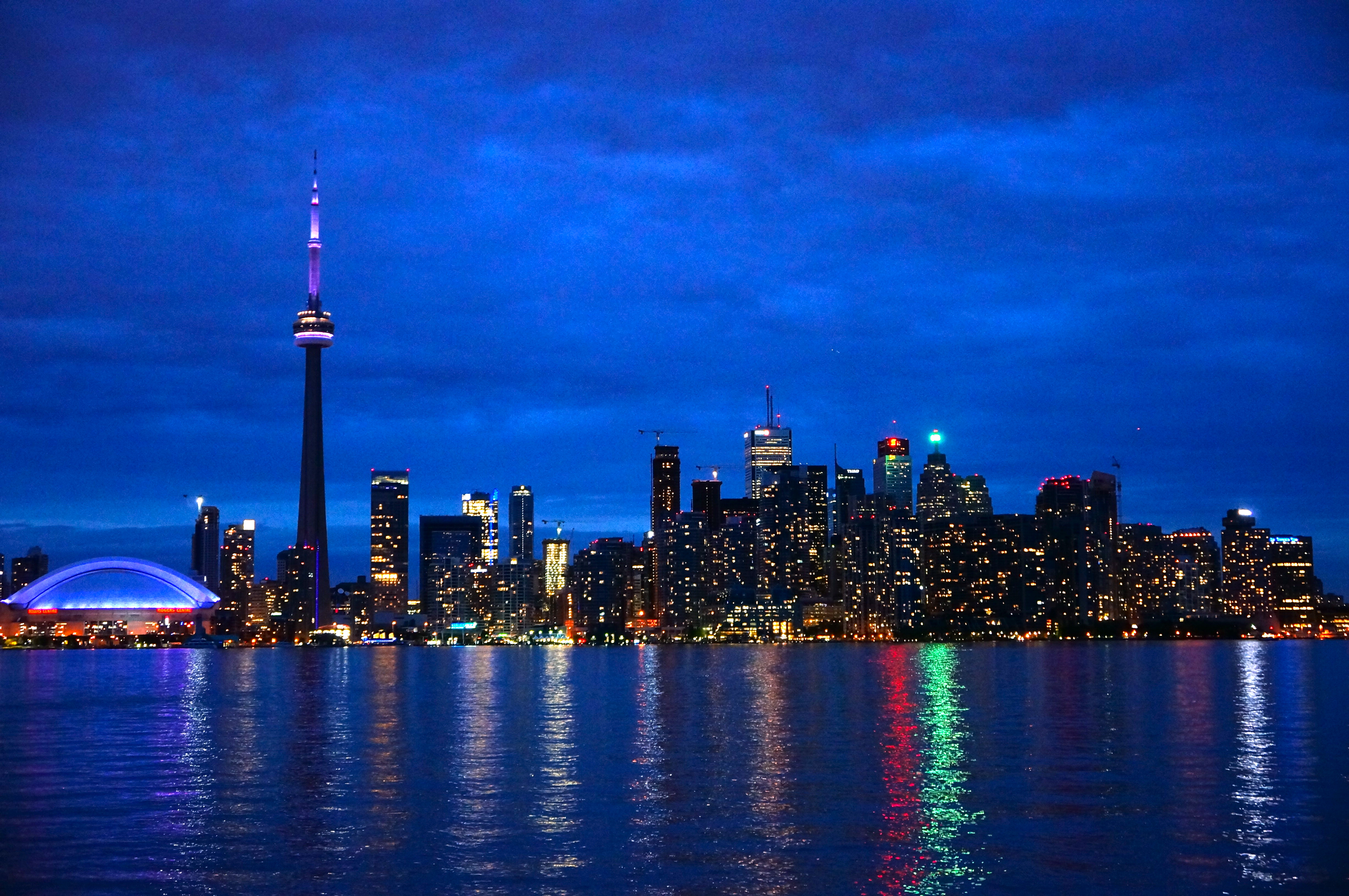 Pin Toronto Canada Skyline Hd Wallpaper World Collection 4912x3264