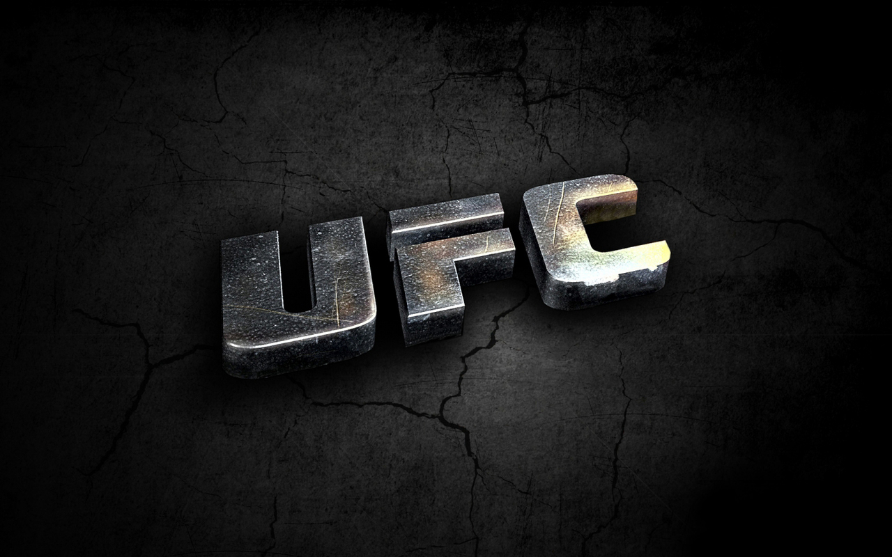 ufc ultimate fighting championship logo wallpaper background 1280x800
