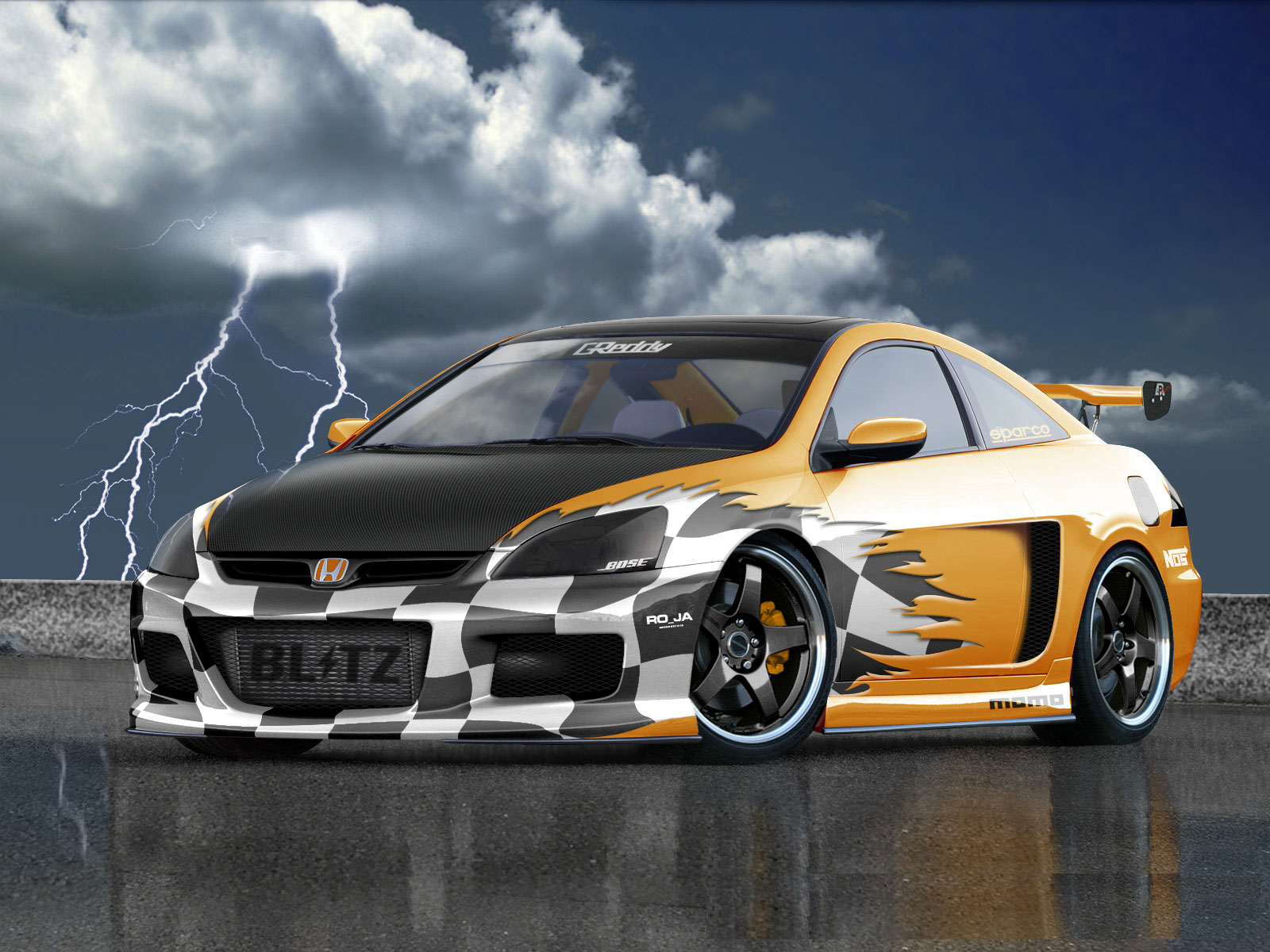 cool fast cars wallpapers Cool Car Wallpapers 1600x1200