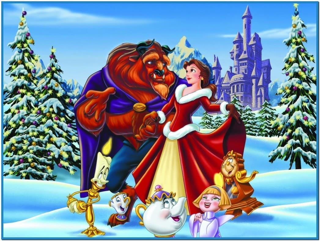 Disney christmas wallpaper and screensavers   Download 1047x791