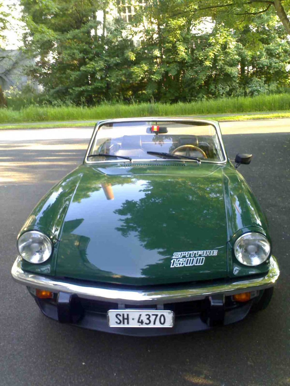 Triumph Spitfire 1500 Pictures Wallpapers   Wallpaper 4 of 6 930x1240