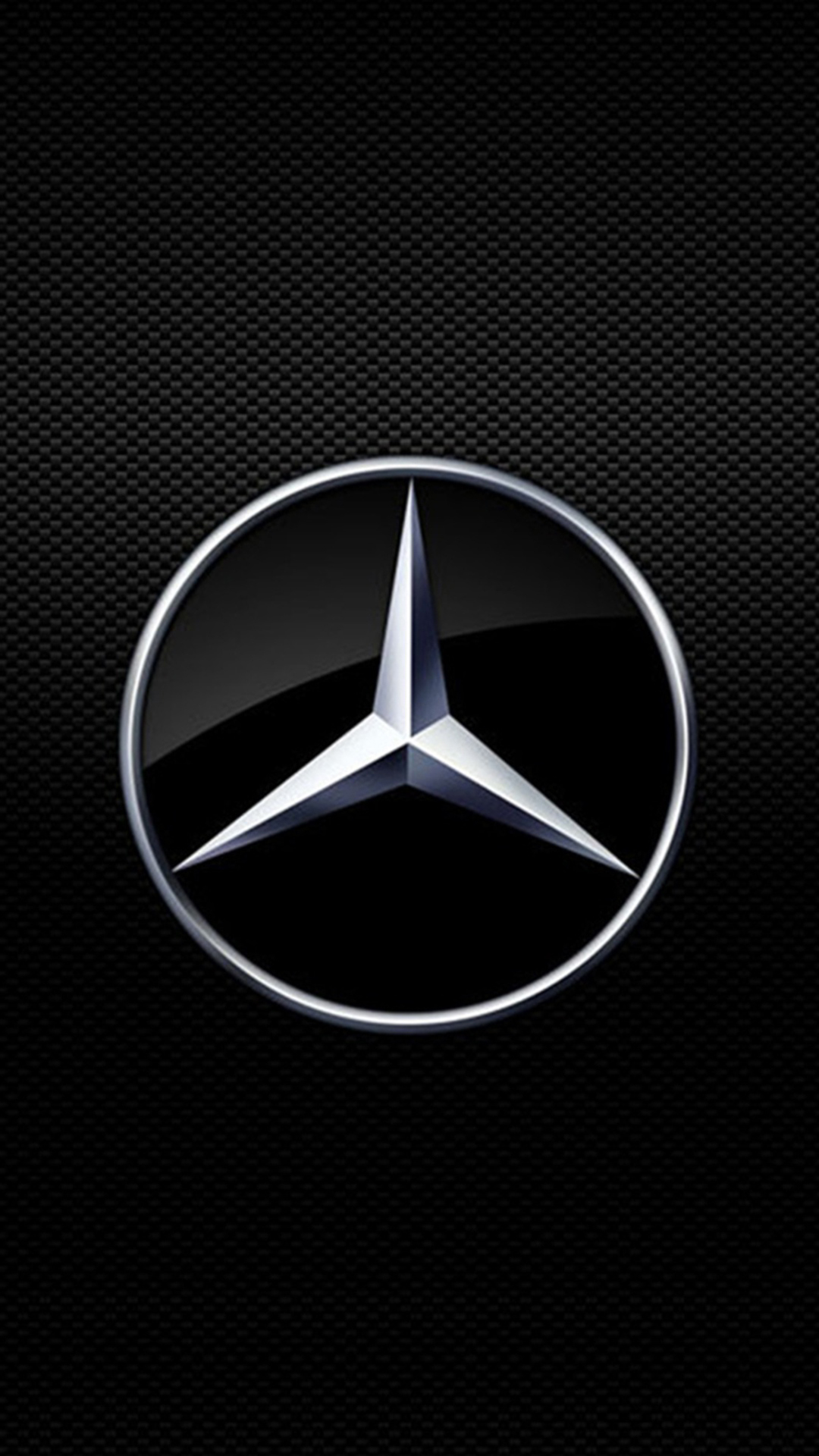 Mercedes Benz Logo 1080x1920