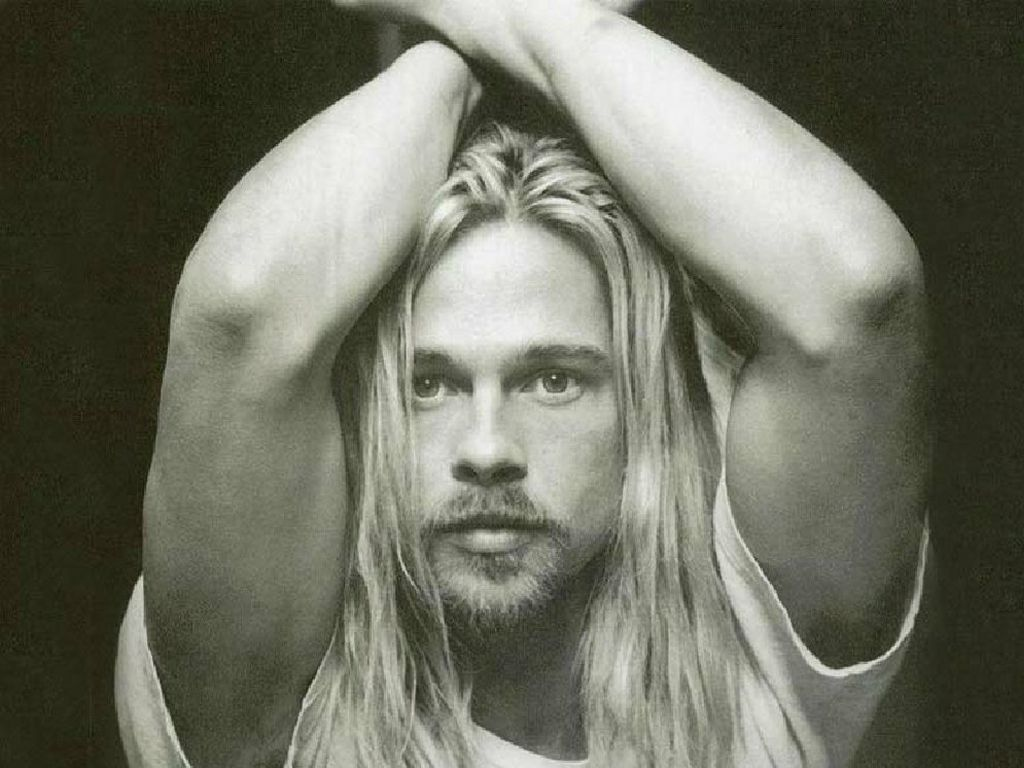 Brad Pitt Wallpapers 1024x768