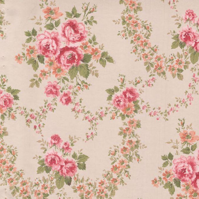 Added under tagsvintagerosewallpaper vintage rose wallpaper 678x678