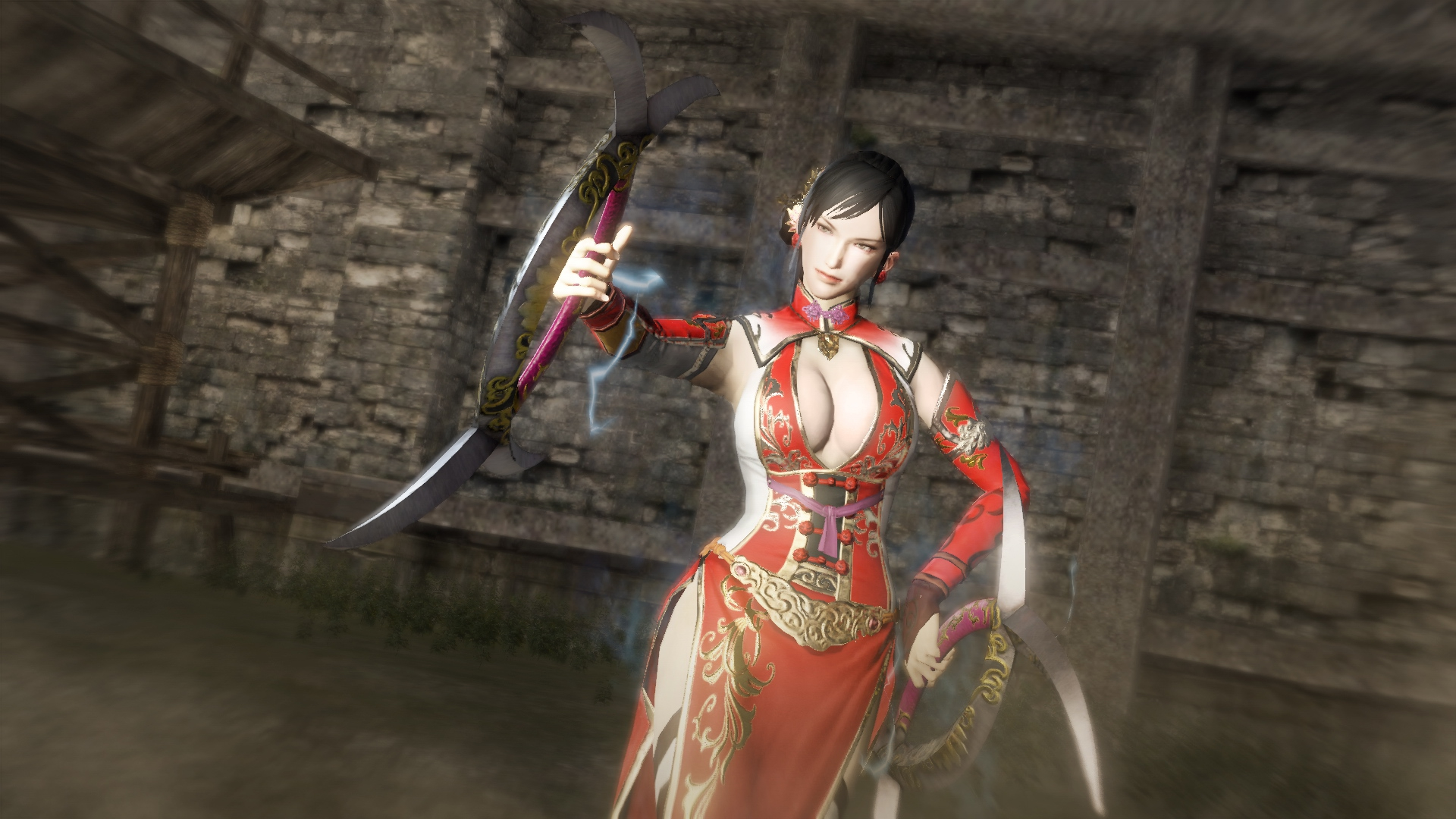 Dynasty warriors porns hentay video