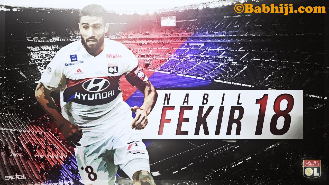 Nabil Fekir Photo 05 Mobile Wallpapers 1280x720
