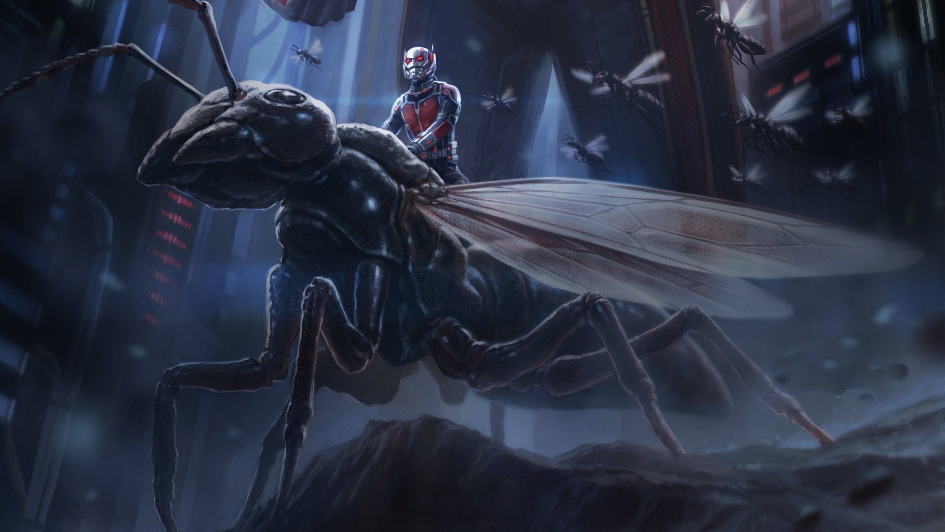Ant Man 2015 Wallpapers 1920x1080
