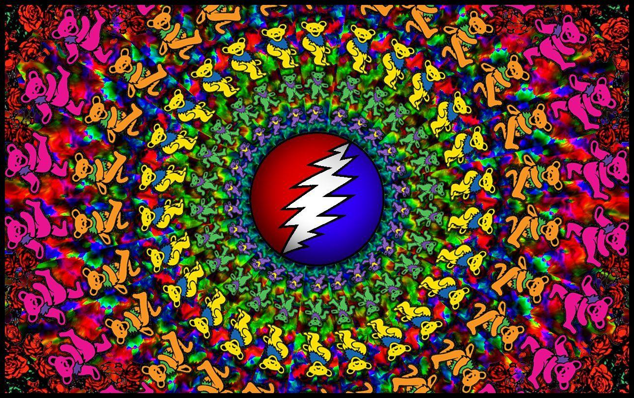 Grateful Dead Backgrounds 1290x810