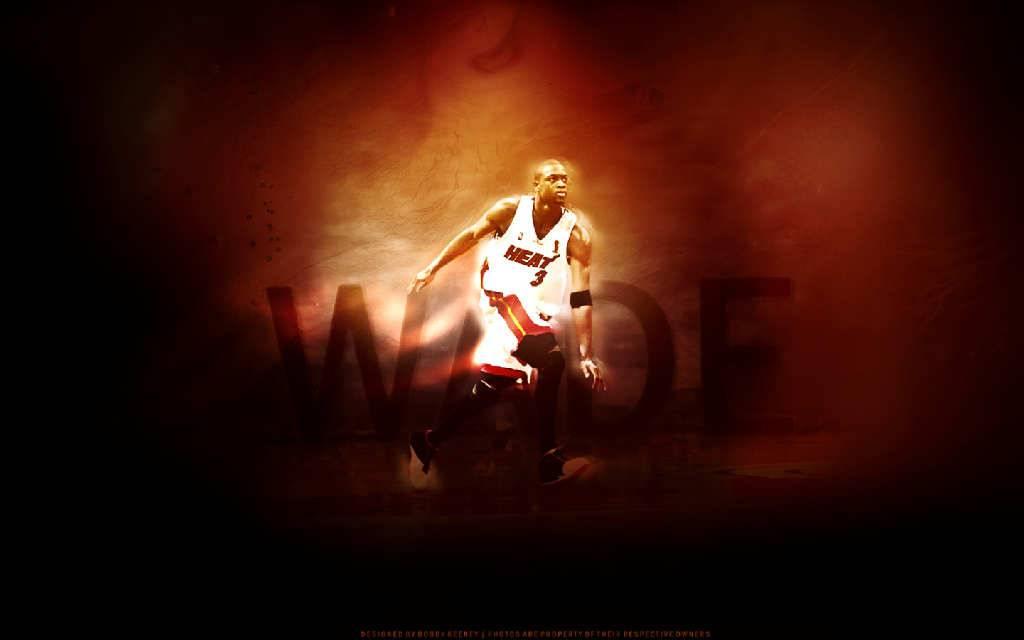 Dwyane Wade Wallpaper   Miami Heat Wallpaper 1024x640