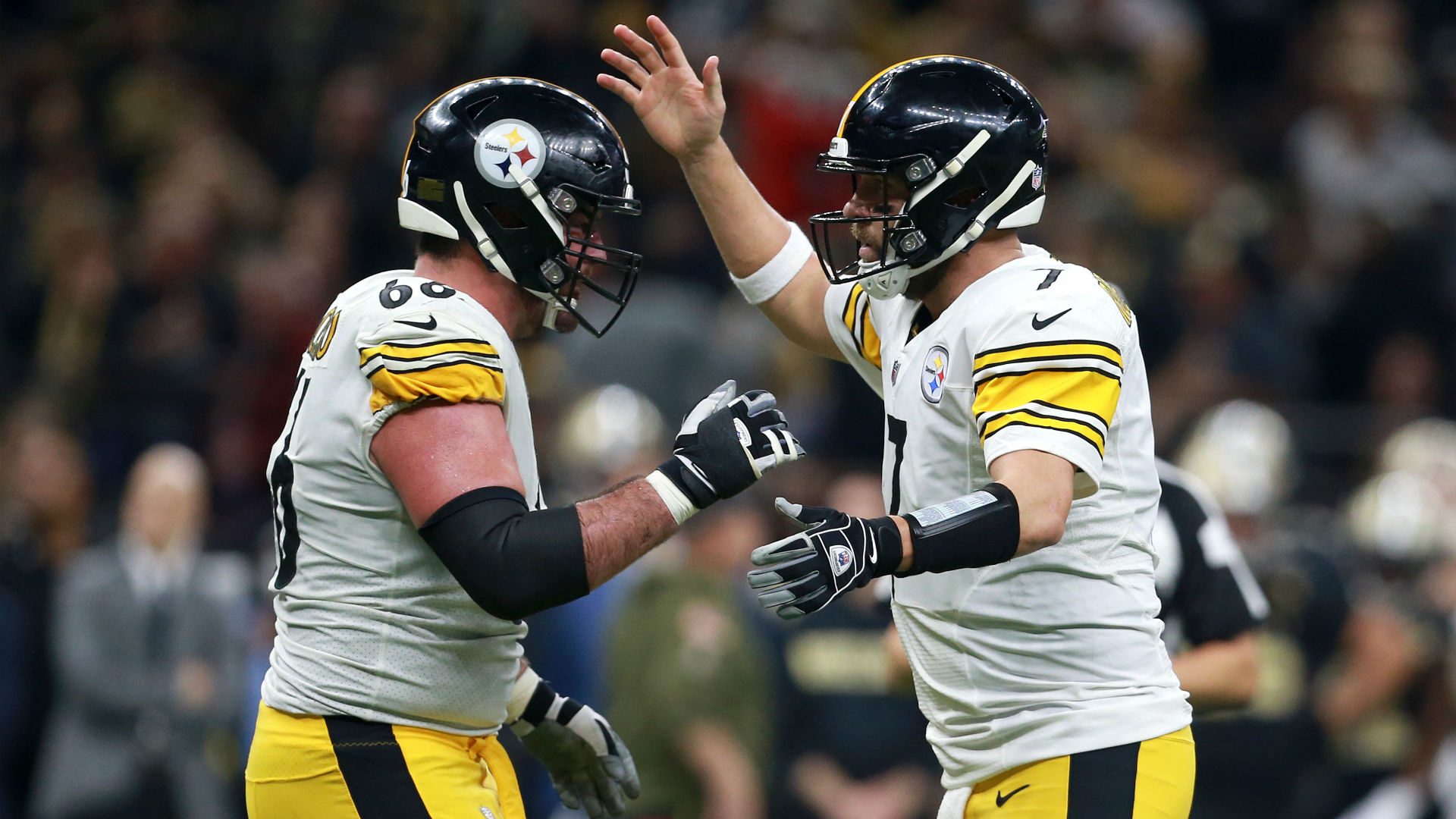 Ben Roethlisberger needs leadership lesson from Steelers before 1920x1080
