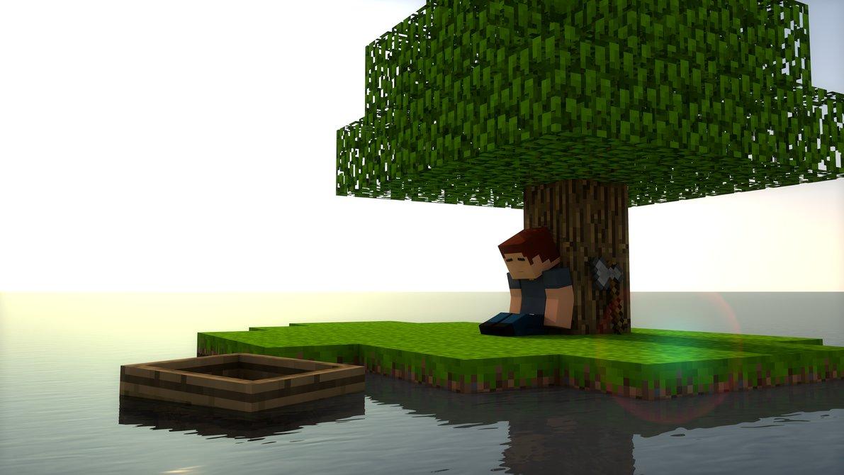 Free download Minecraft 4k Wallpaper [v2] by PixCraftAnimations