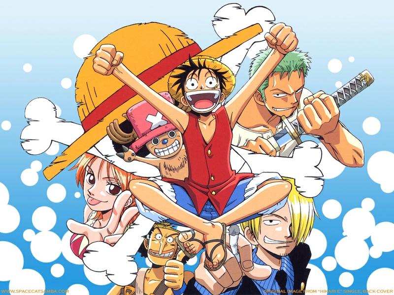 one piece nami luffy zoro sanji chopper 1024x768 wallpaper Anime One 800x600