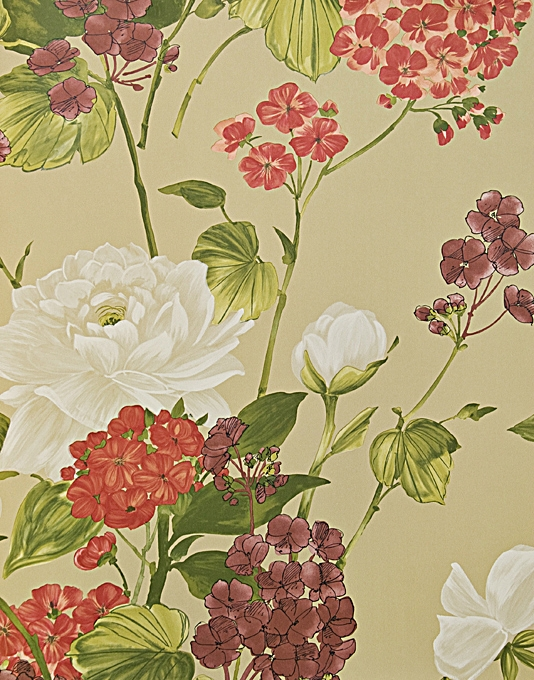 47+ Large Floral Print Wallpaper on WallpaperSafari