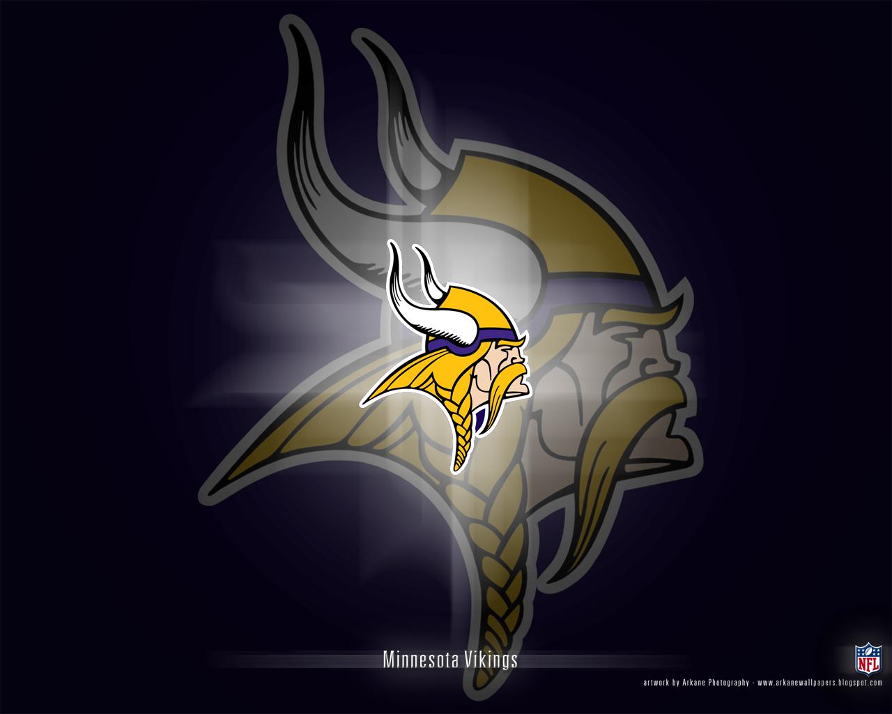 Arkane NFL Wallpapers Minnesota Vikings   Vol 1 1280x1024