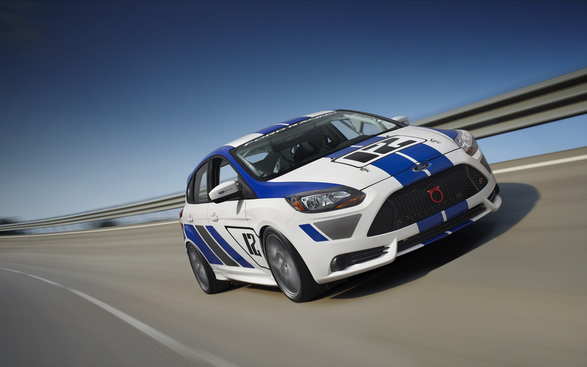 Ford Focus ST R 2012 Wallpapers 3 Sense The Car 1920x1200