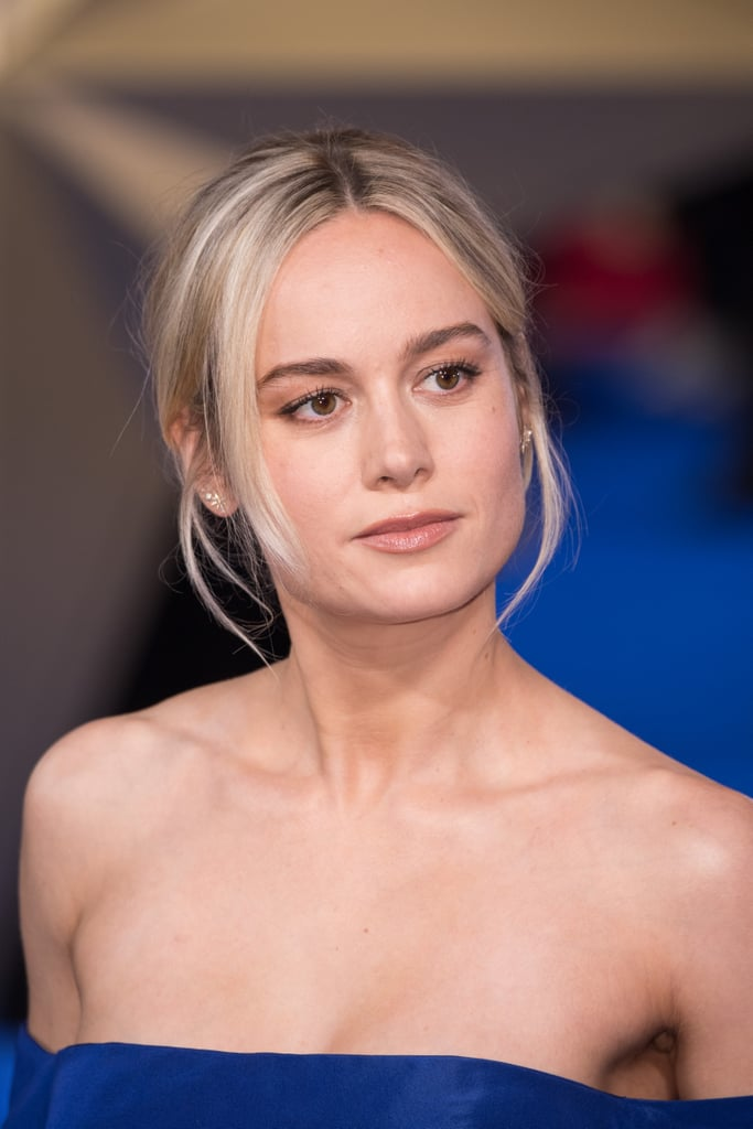 Brie Larson at Captain Marvel London Premiere February 2019 683x1024