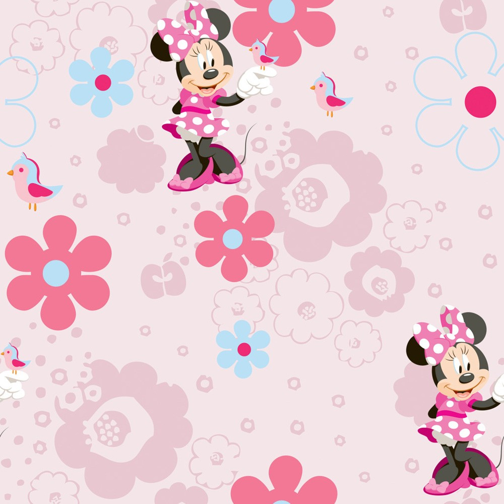 Baby Minnie Mouse Wallpaper - WallpaperSafari