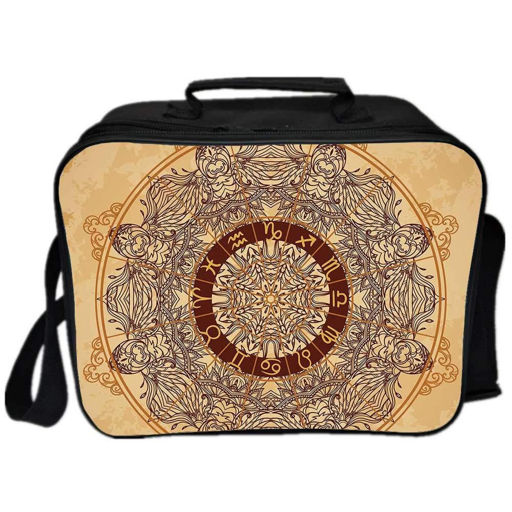 Amazoncom Zodiac Decor Environmental Lunch Ice Bag Vintage 1000x1000