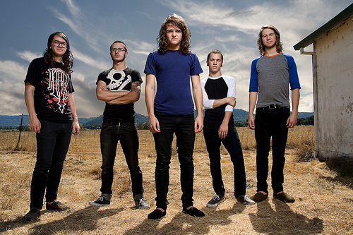 Miss May I wallpaper ALL ABOUT MUSIC 500x333