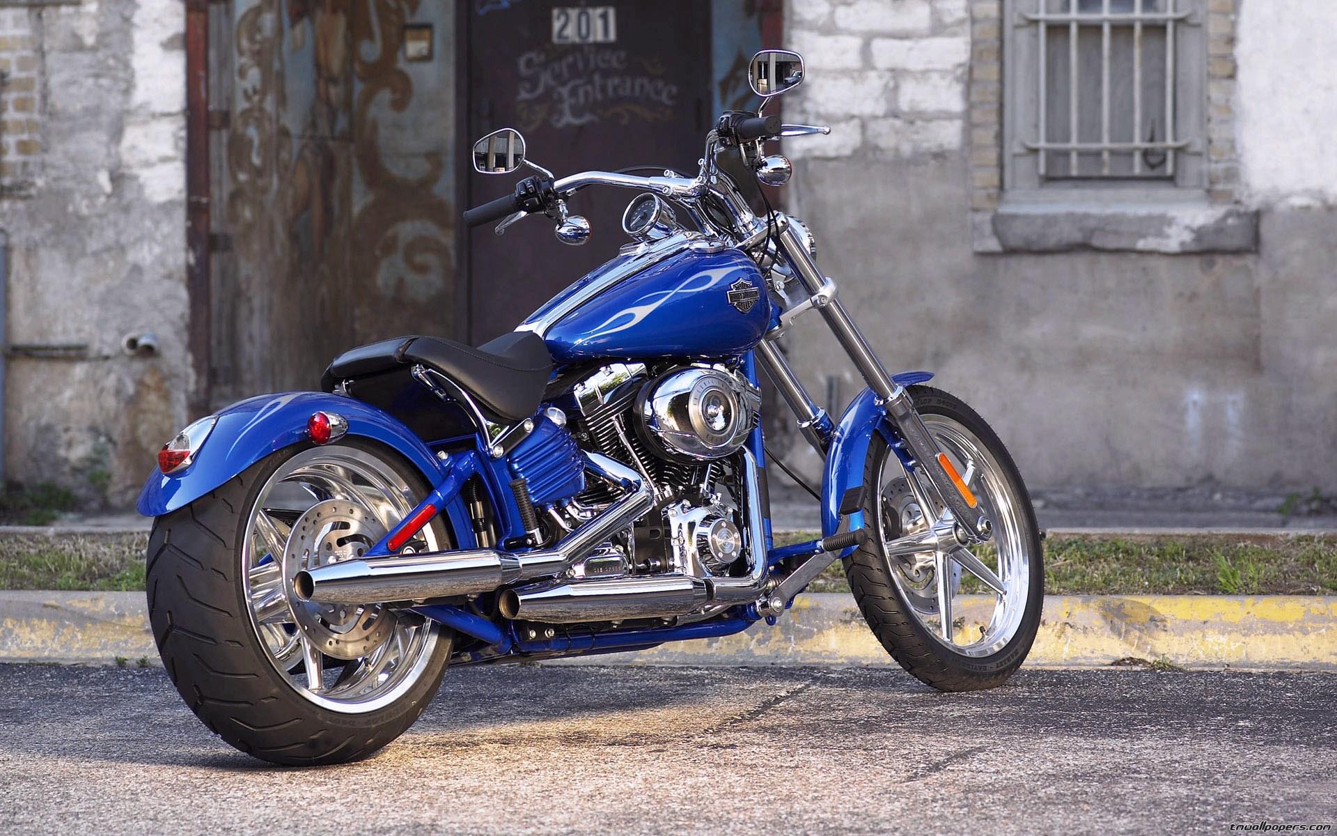 chopper harley wallpaper bikes davidson 1920x1200