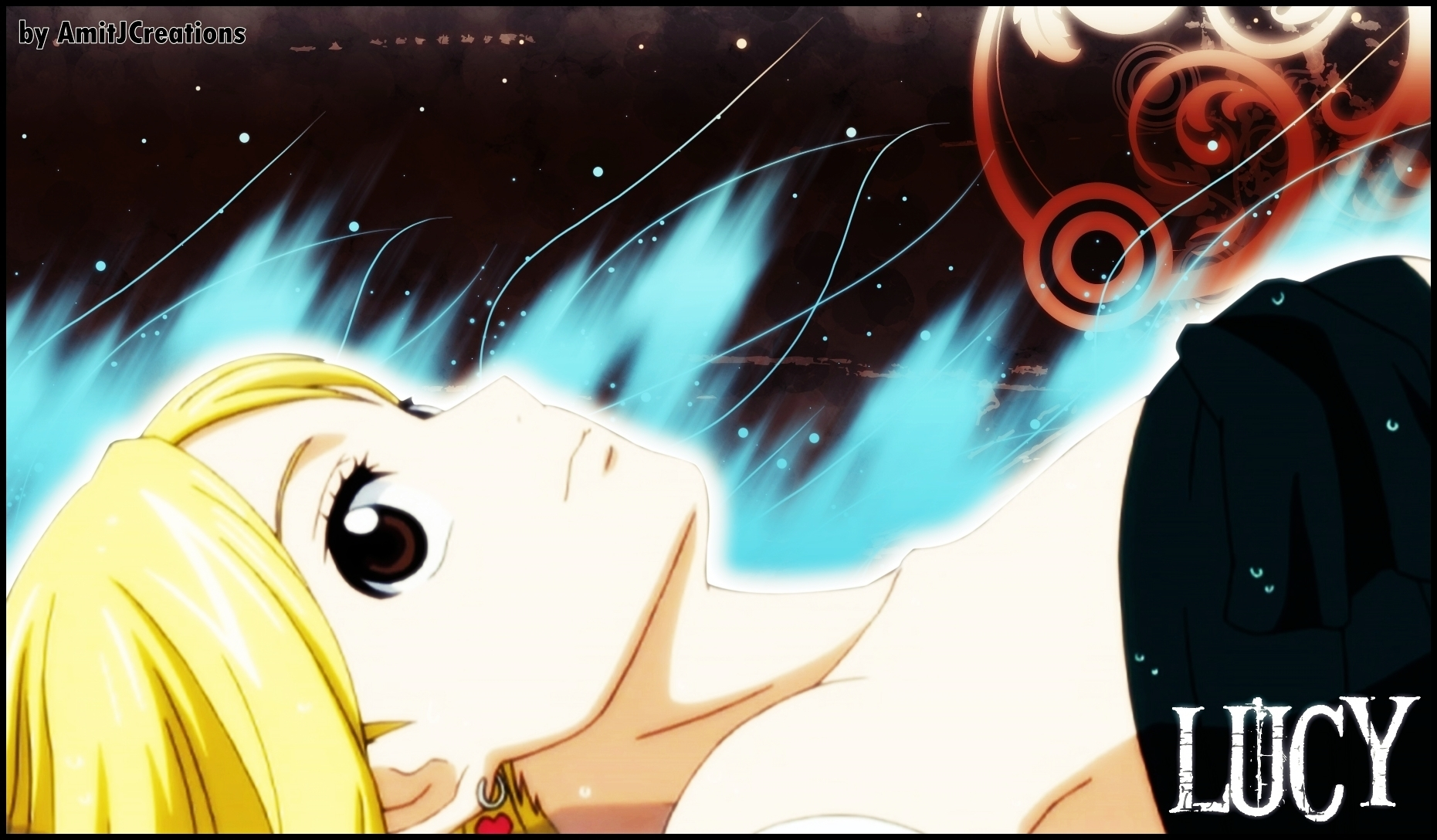 To download the Fairy Tail Lucy Heartfilia   Wallpaper just Right 1861x1088