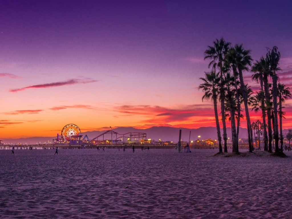 Wallpaper City Santa Monica