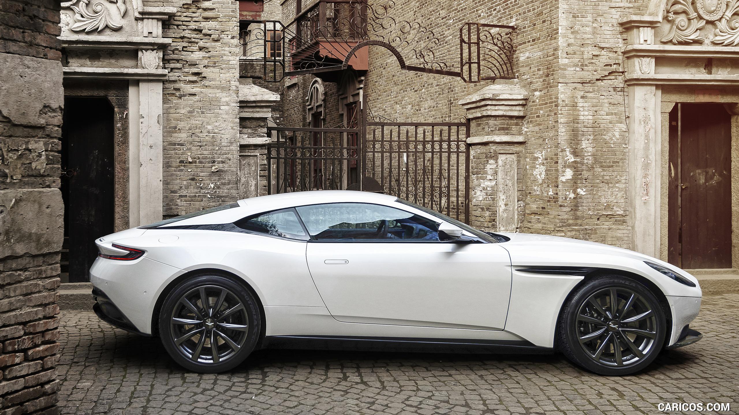 2018 Aston Martin DB11 V8 HD Wallpaper 4 2560x1440