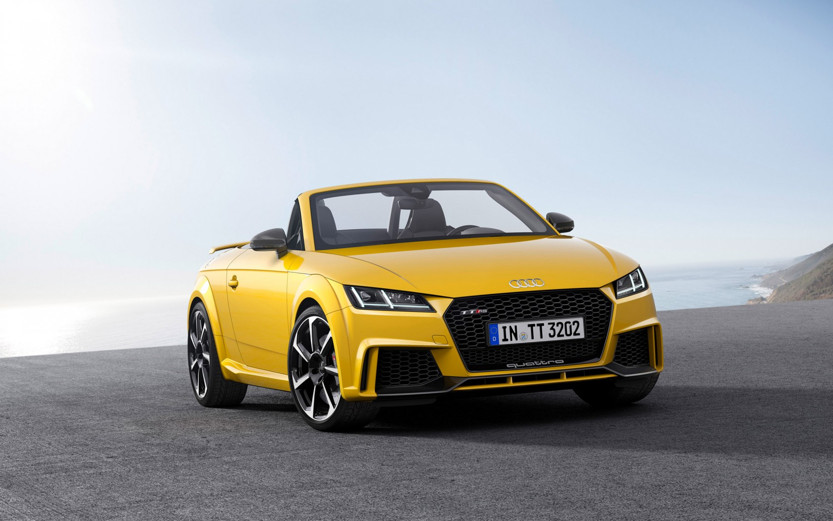 2017 Audi TT RS Roadster 2 Wallpaper | HD Car Wallpapers