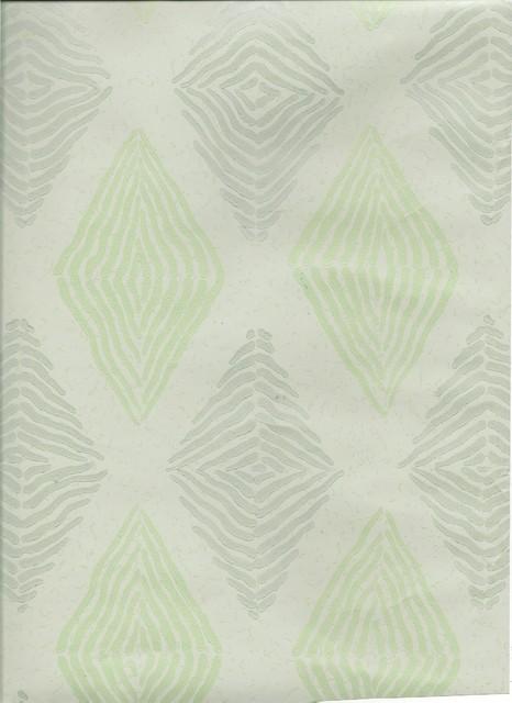 Geometric Bluish Green Contemporary Wallpaper contemporary wallpaper 466x640