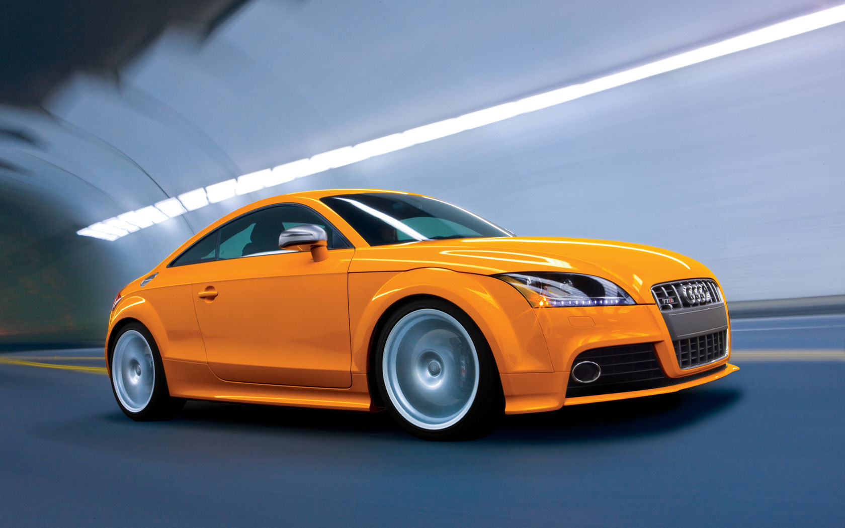 Audi Audi TT Audi TT Desktop Wallpapers Widescreen Wallpaper 1680x1050