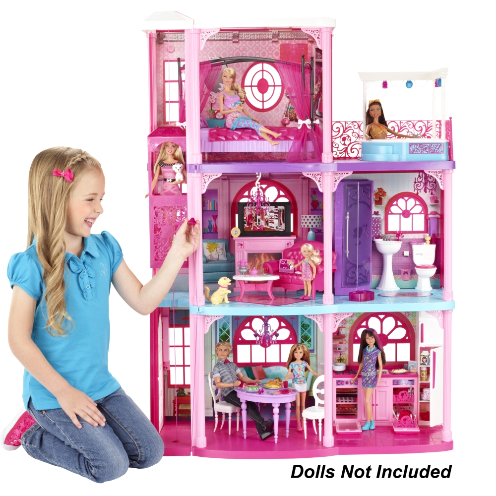 Free Download Barbie Dream House Pictures Widescreen Hd Wallpapers