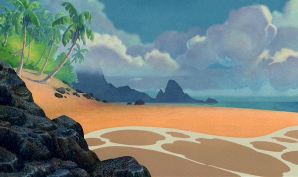 Empty Backdrop from Lilo and Stitch   disney crossover Image 29243525 1008x599