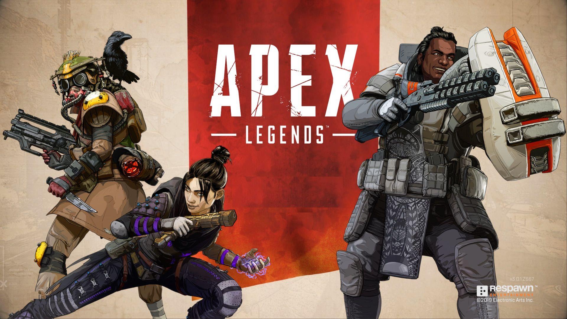 Apex Legends Game HD Wallpaper 67150 1920x1080px 1920x1080