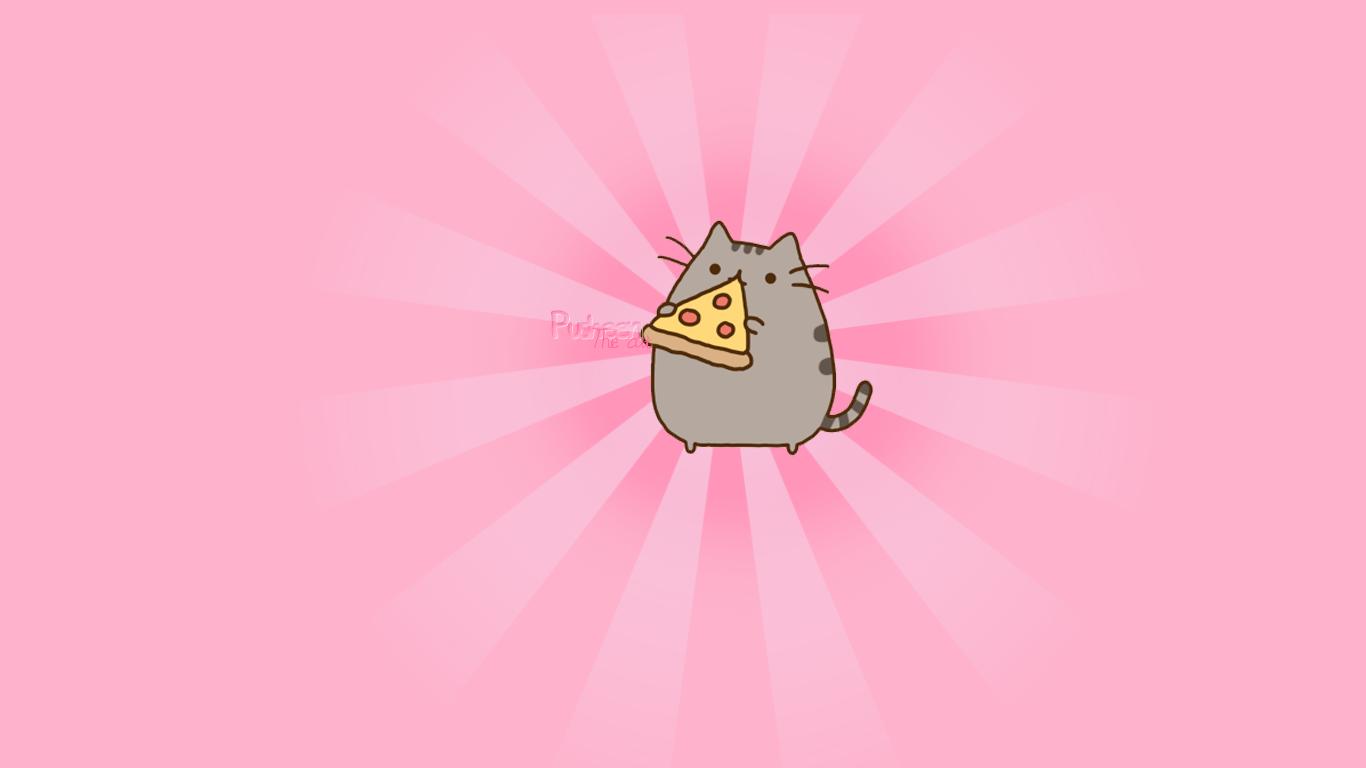 Cat wallpaper1101 1366x768
