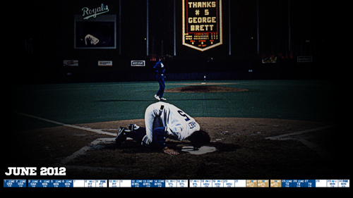 Derrick Docket June 2012 Kansas City Royals Desktop Wallpaper 500x281