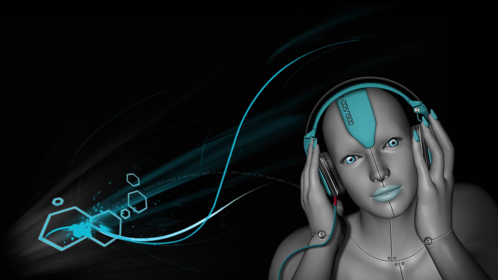 Wallpapers Hd 3d Music: 3D Music Wallpapers