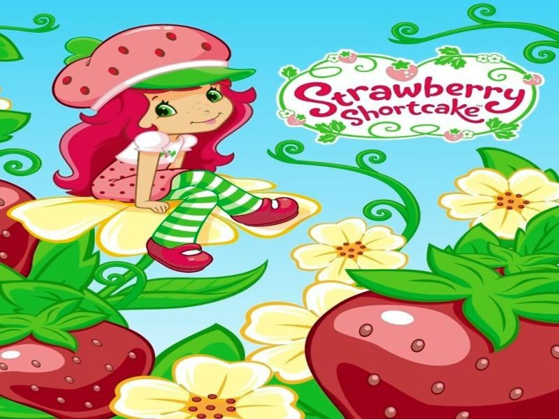 All about disney channel Strawberry shortcake 800x600