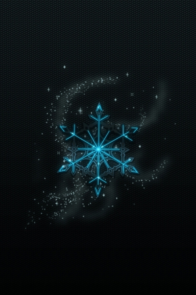 Free Download Glowing Snowflake Iphone Wallpaper 640960 114198 Hd Wallpaper Res 640x960 For Your Desktop Mobile Tablet Explore 50 X Files Iphone Wallpaper X Files Wallpaper Widescreen X Files