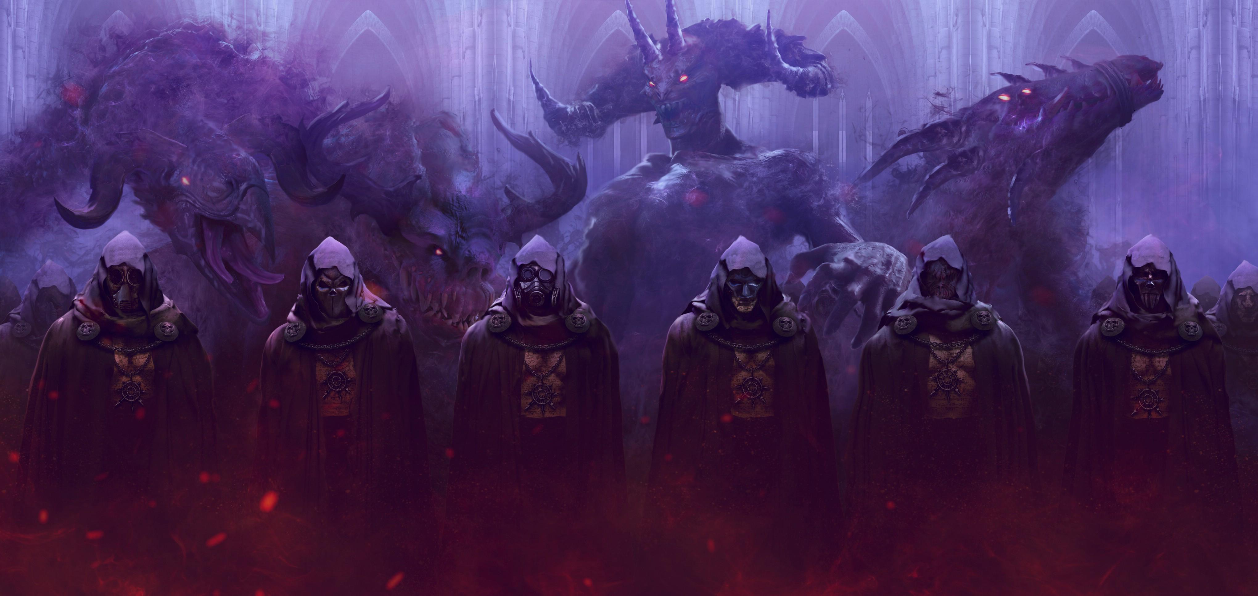 2019 Battlefleet Gothic Armada 2 Wallpaper HD Games 4K Wallpapers 4080x1933