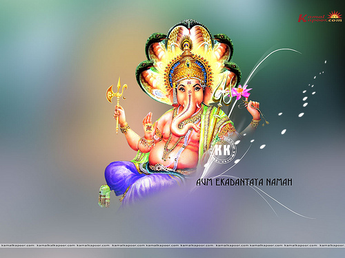 Ganesha Wallpapers download hindu God Ganesha wallpapers 500x375