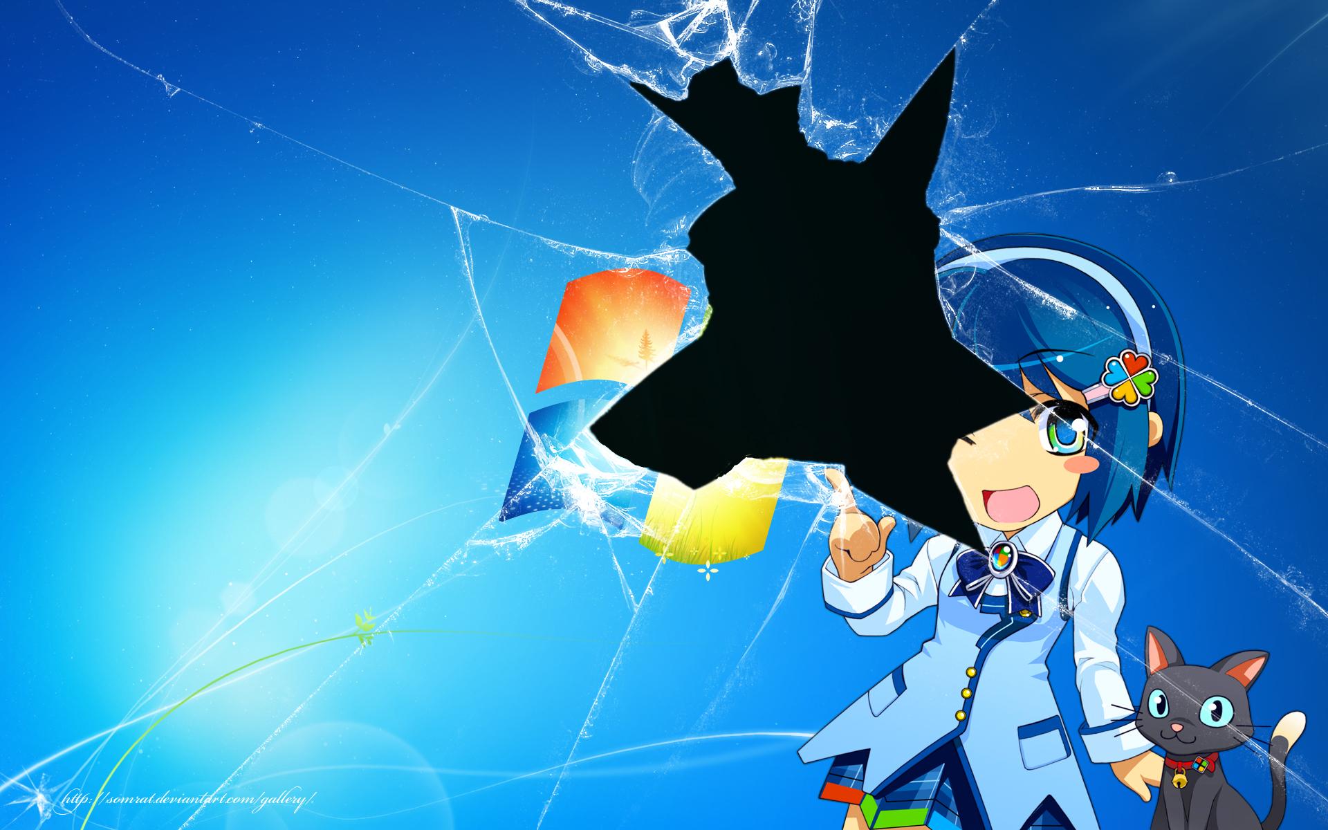 Anime wallpaper windows girl wallpapersafari - Anime wallpaper for tablet 7 inch ...