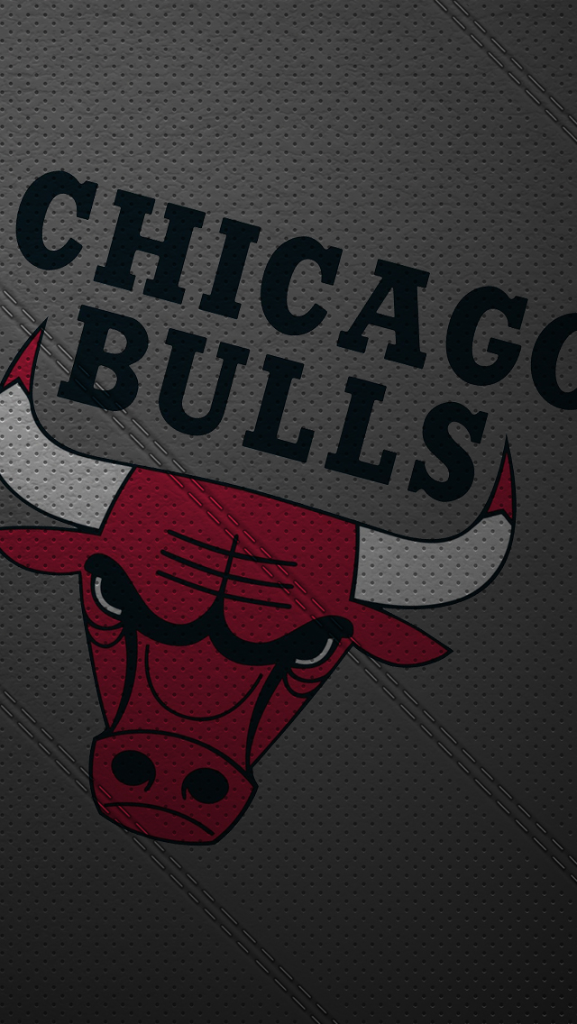 Chicago Bulls iPhone 5 Wallpapers 640x1136