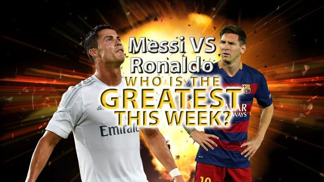 lionel messi vs ronaldo It's time to take their fiery rivalry off the pitch to their private lives start with their homes cristiano ronaldo vs lionel messi: battle of the houses.