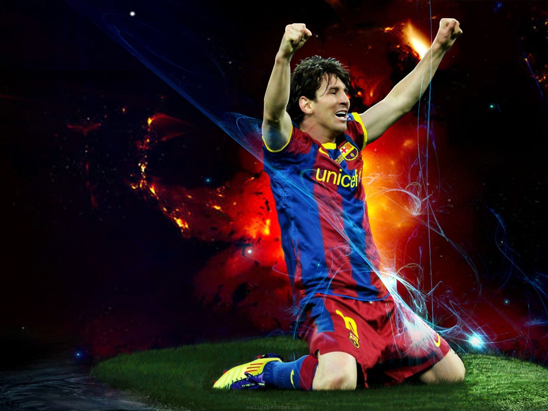 Lionel Messi Argentina Football Player Wallpapers HD Wallpapers 1920x1440