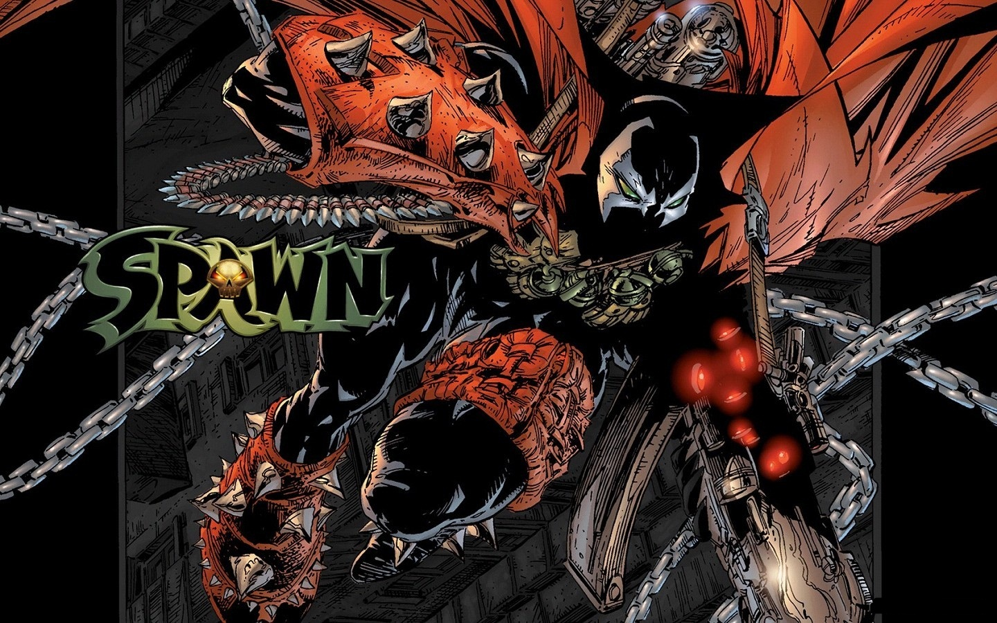 Spawn Wallpapers HD-4