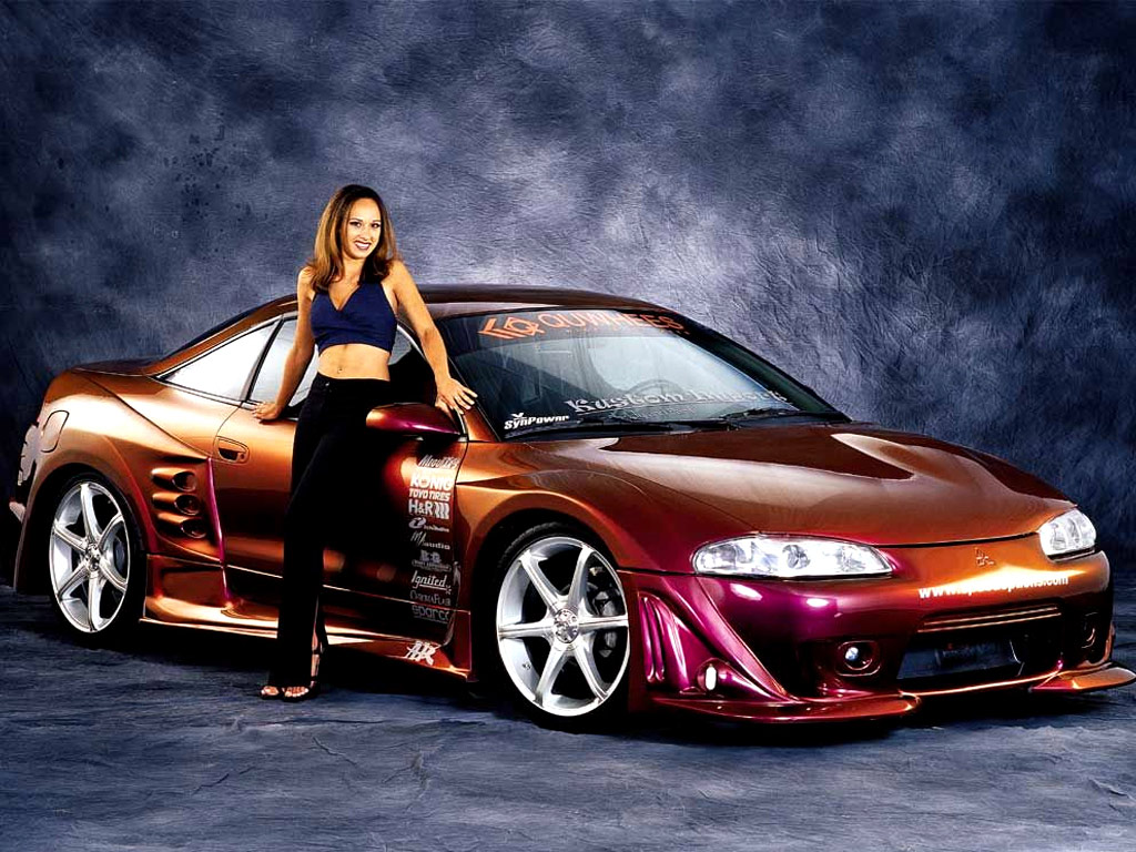 My Cars Wallapers Girls And Cars Wallpaper 1024x768